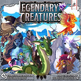 Best legendary creatures board game Reviews