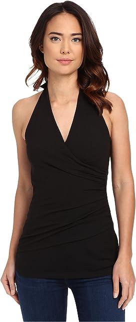 d7660e40c7871 Susana Monaco High Neck Sleeveless Top at Zappos.com