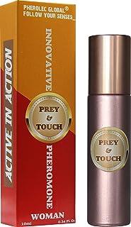 Prey & Touch aceite de feromonas de punto de pulso para mujeres 10ml perfume de feromonas feromonas femeninas ultra fuertes