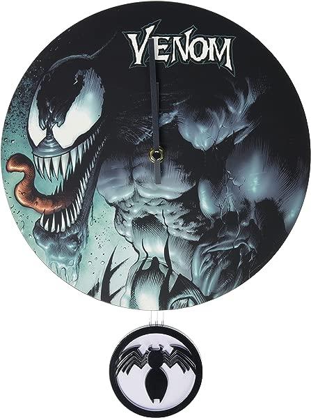 Venom Pendulum Wall Clock