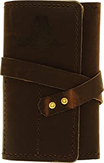Carry All Notepad and Case-Colorado Notepad and Travel Pouch - Brown