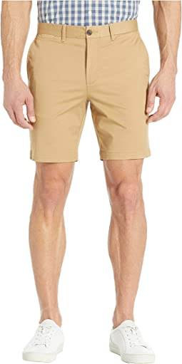 "8"" Basic Shorts with Stretch"