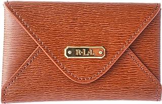 Lauren Ralph Lauren Tan Leather For Women - Card & ID Cases (432651865002-200)
