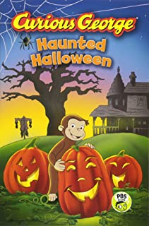 Curious George Haunted Halloween (CGTV Reader)