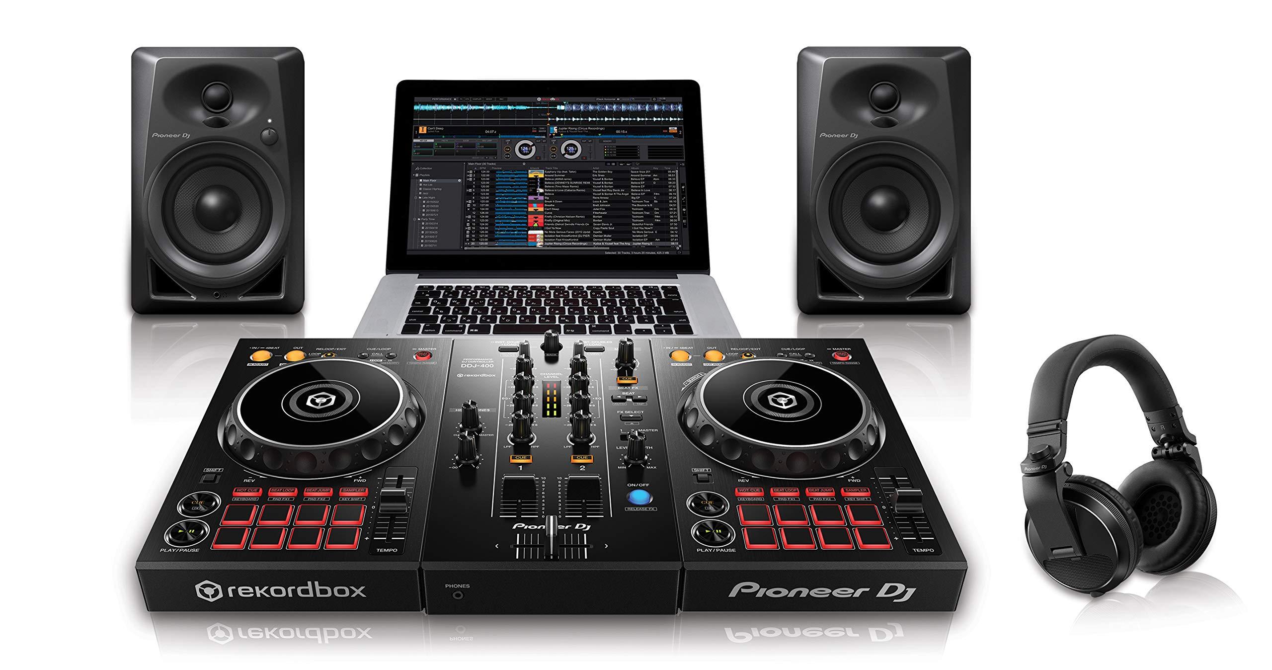 Pioneer Pro DJ Package PKSTP03