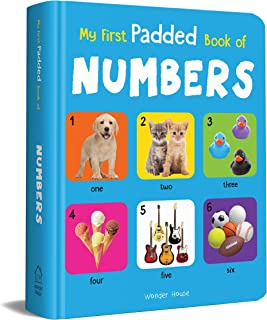 My First Padded Book Of Numbers