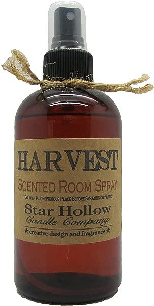 Star Hollow Candle Harvest Room Spray 8 Oz