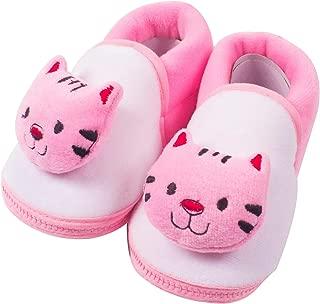 Ole Baby Sleeping Teddy Plush Soft Organic 3D Ole Toons Booties 9-12 Months