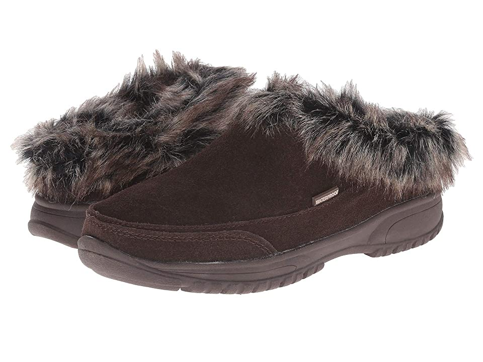 Western Chief Layla Cold Weather Slip-On (Chocolate) Women