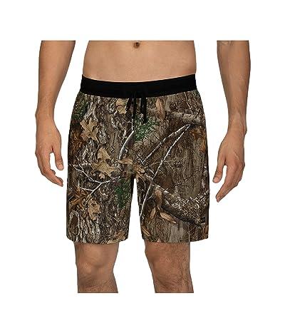 Hurley Phantom Alpha Realtree(r) Shorts (Edge Camo) Men