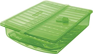 Cuisinart CTG-00-SSC Silicone Steam Case, Green