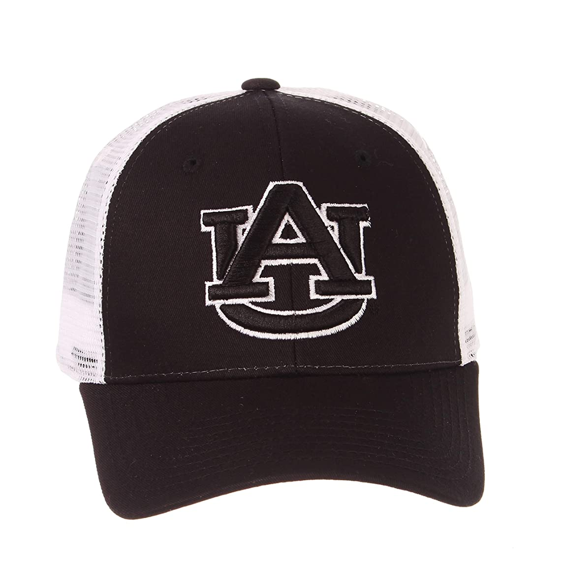 Auburn University Tigers AU Black Big Rig Mesh Top Trucker Mens/Boys/Womens Baseball Hat/Cap Size Adjustable