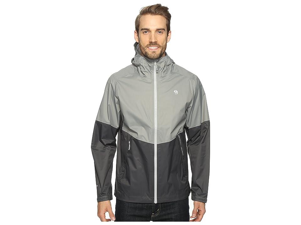 Mountain Hardwear Exponent Jacket (Manta Grey) Men