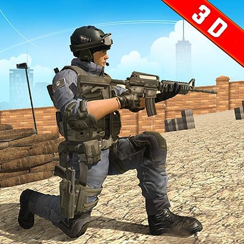 Ultimate Counter Terrorist Shooting Call: juegos de disparos