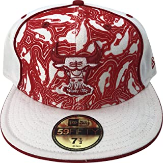 New Era Chicago Bulls 59Fifty Men's Fitted Hat 7 1/2
