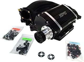 Sprintex 263A1003 Black Standard Supercharger system (Jeep JK 3.6L Pentastar V6 2012 to 2014 SPS Complete System)
