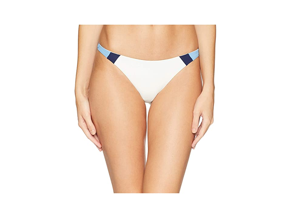 L*Space Color Block Johnny Bottoms (Cream/Midnight Blue/Ocean) Women