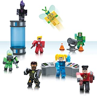 Roblox Action Collection - Heroes of Robloxia Playset [Includes Exclusive Virtual Item]