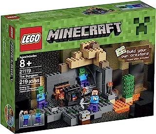 LEGO Minecraft 21119 Kit de construcción de Mazmorra