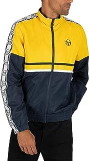 Sergio Tacchini Men's Doral Track Jacket, Yellow