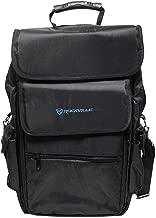 Rockville 25-Key Case Soft Carry Bag Backpack For Impulse+Launchkey 25 Keyboards