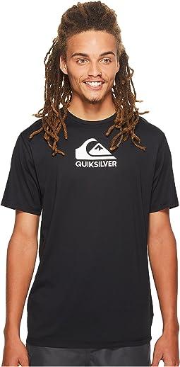 Quiksilver - Solid Streak Short Sleeve Rashguard
