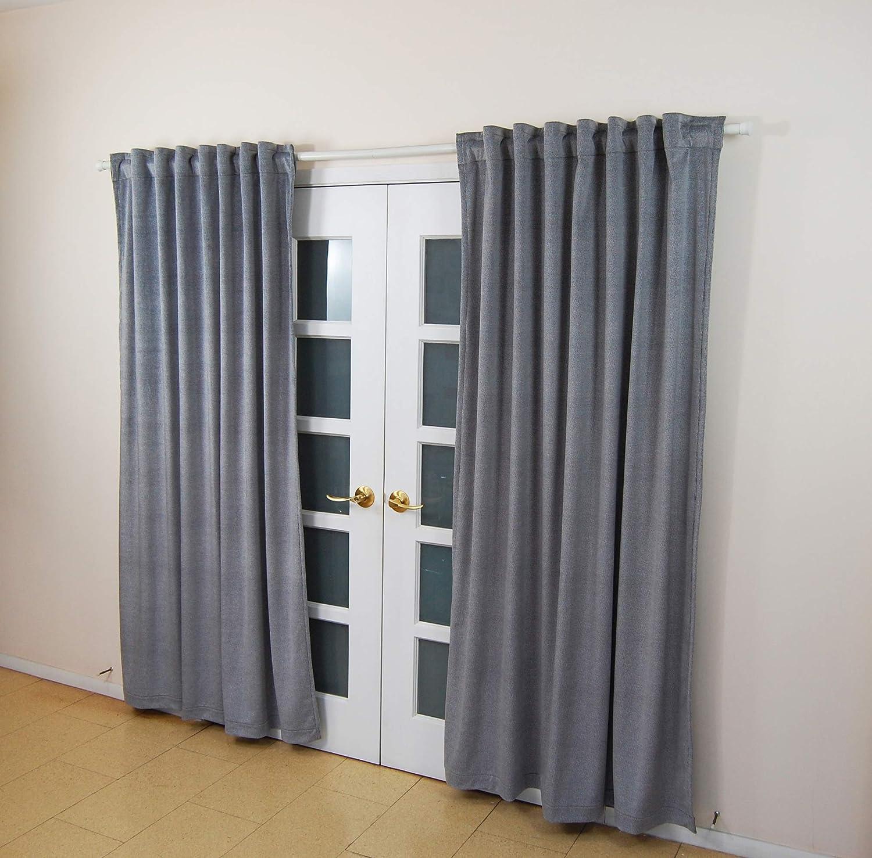 Seta Direct Room Darkening Velvet Curtain Back Panel 2 W6 送料無料/新品 Tab 国内送料無料