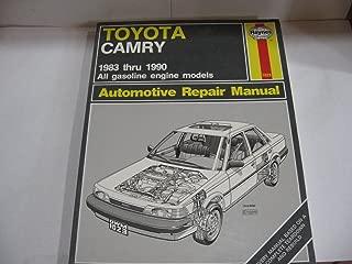 Toyota Camry 1983-1990 (Haynes Repair Manual)