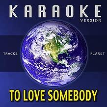 Best karaoke somebody to love Reviews