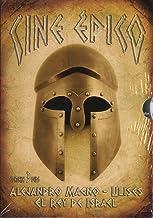 Alejandro Magno; Ulises; El rey de israel [DVD]