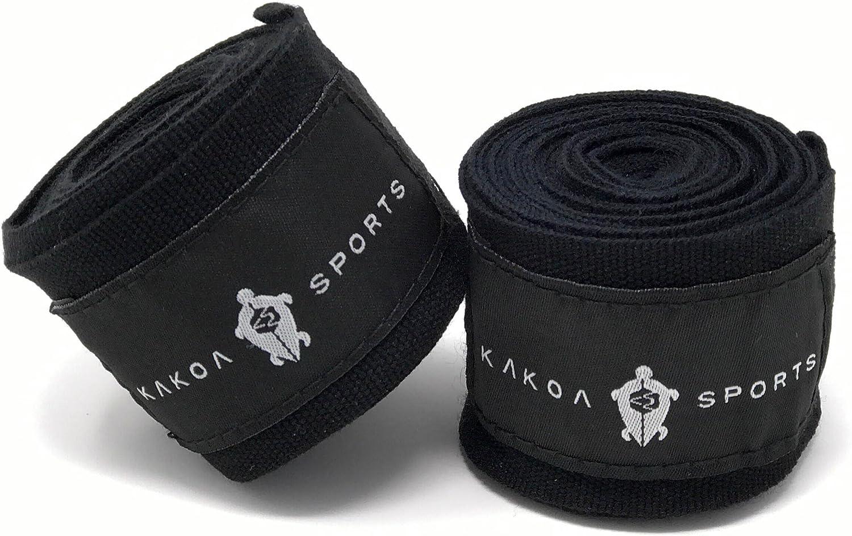 Kakoa Sports Boxing Cheap sale Max 46% OFF Hand Wraps Elasti Style Stretchy - Mexican