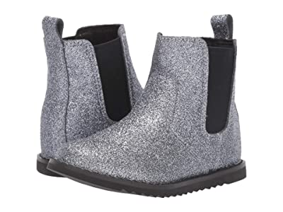 Old Soles Glam Boot (Toddler/Little Kid) (Glam Gunmetal) Girl