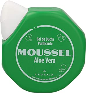 MOUSSEL gel de ducha purificante aloe vera envase 600 ml