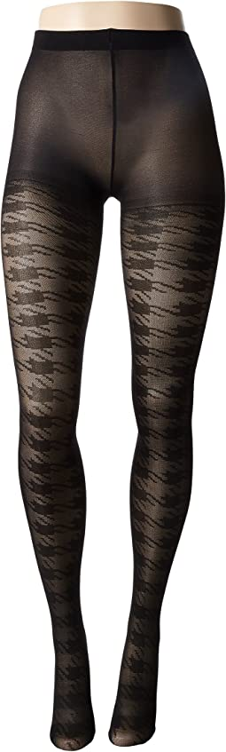 Betsey Johnson - 1-Pack Jacquard Tights