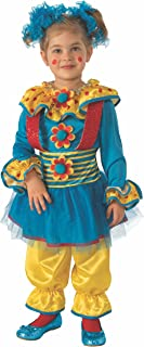 Costume Co - Girls Dotty The Clown Costume
