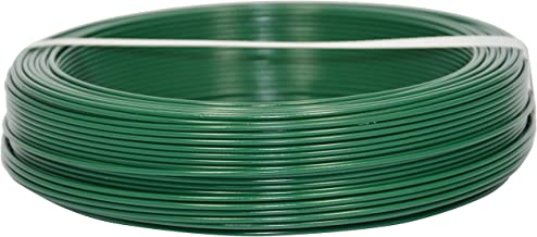 Corderie Italiane 002014102 ijzerdraad, kunststof, groen, 3,2 mm, 100 m
