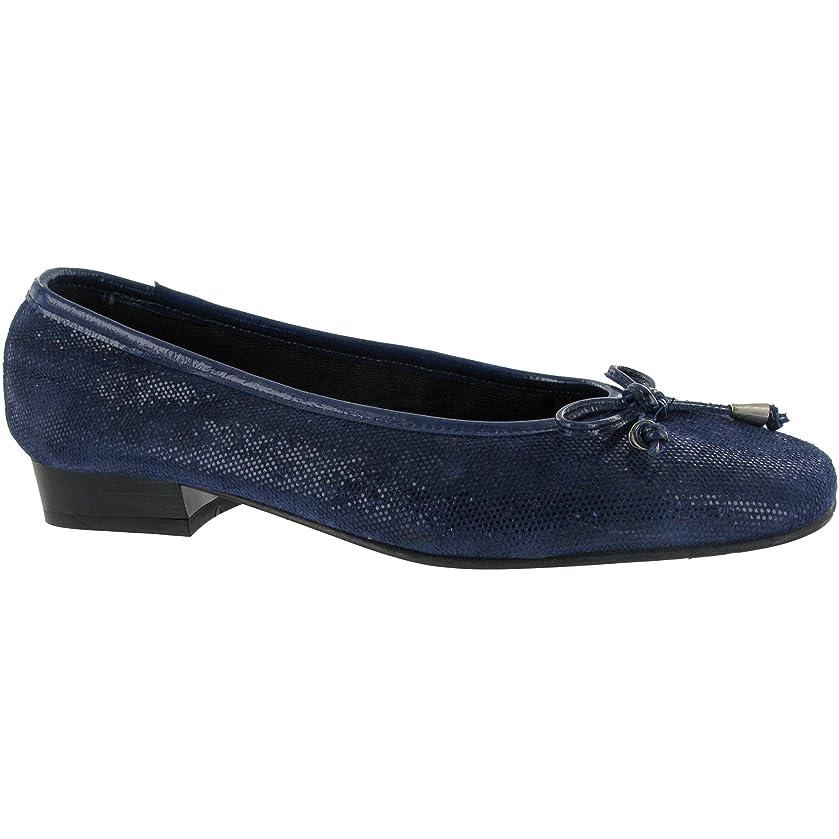 怖がって死ぬ大佐ペンダント[Riva] リーバ レディース プロバンス フィッシュ バレエシューズ 婦人靴 フラットパンプス バレリーナシューズ 女性用