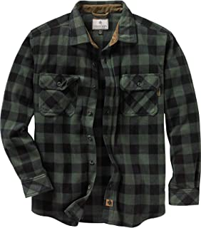 Men's Navigator Fleece Button Down Shirt