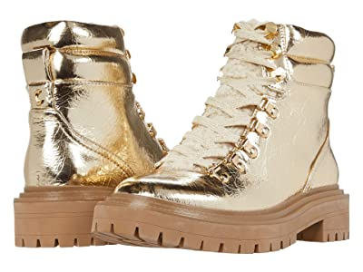 Circus by Sam Edelman Flora (Gold Crackle) Women