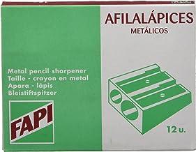 Faibo 2003 - Afilalápices, 12 unidades