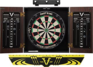 Best tournament dartboard cabinet set Reviews