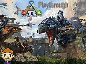 Ark Survival Evolved Playthrough With Mojo Matt