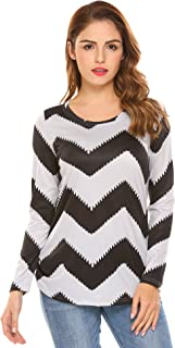 Best pink and grey chevron dress Reviews