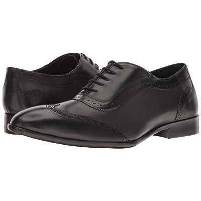 Messico Paterno (Black Patent/Burnished Grey Leather) Men