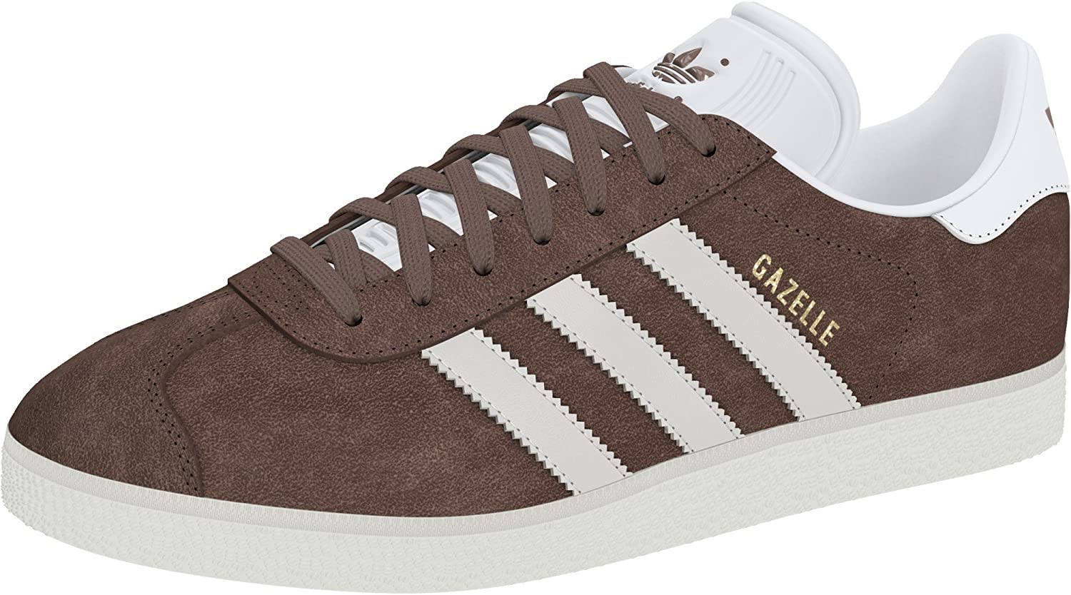 Chaussures Adidas Gazelle Marron BY8957 : Amazon.fr: Chaussures et ...