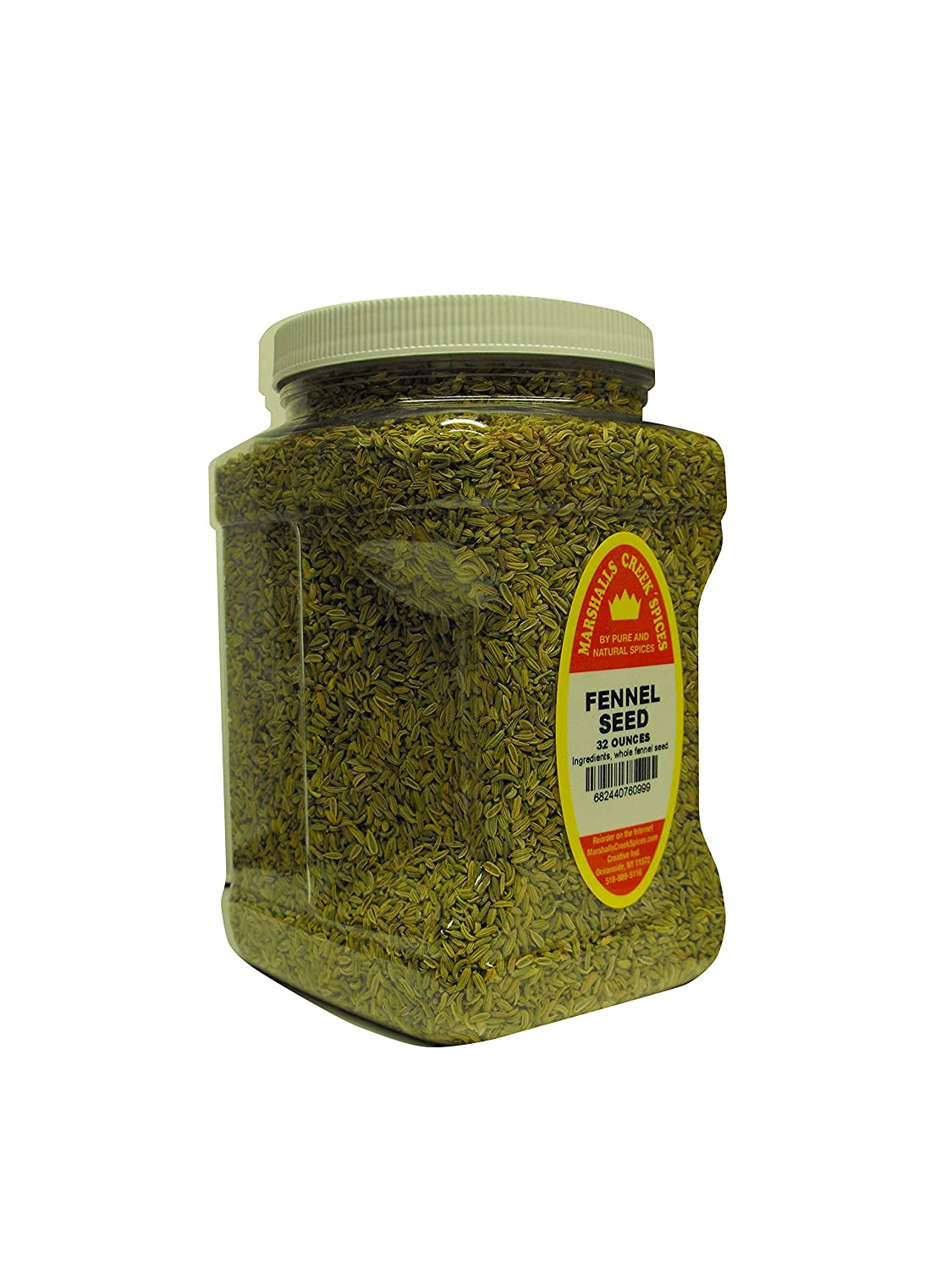 Family Size Marshalls OFFicial Creek Spices Ounces Whole Cheap mail order sales Seed Fennel 28