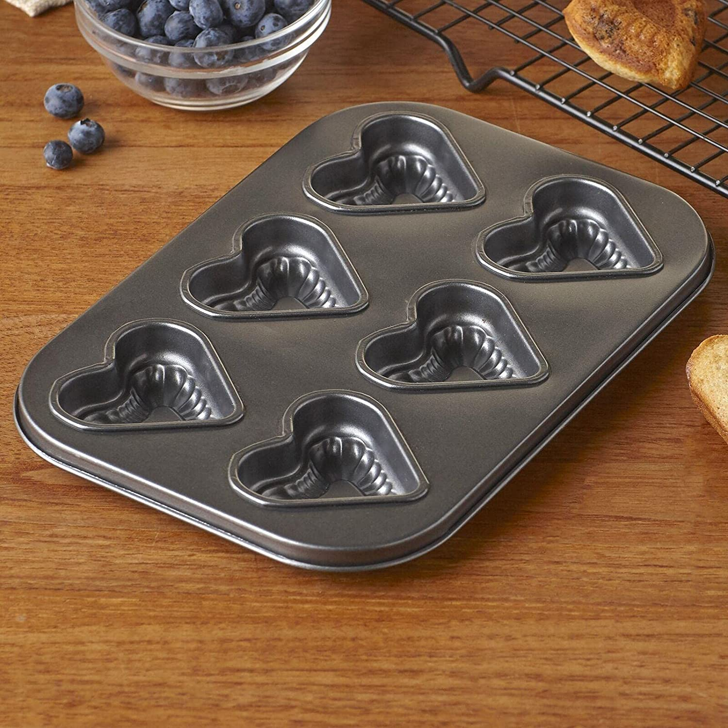 Baking Pans Colorado Springs Mall for Manufacturer OFFicial shop Desserts and Sweets Cooking room table Dining se