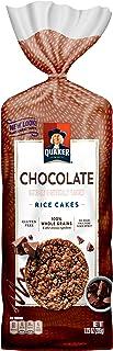 Quaker Rice Cakes, Chocolate Crunch, 7.23 oz