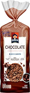 Quaker Rice Cakes, Chocolate Crunch, 7.23 oz