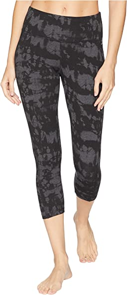 Macrame Printed Leggings